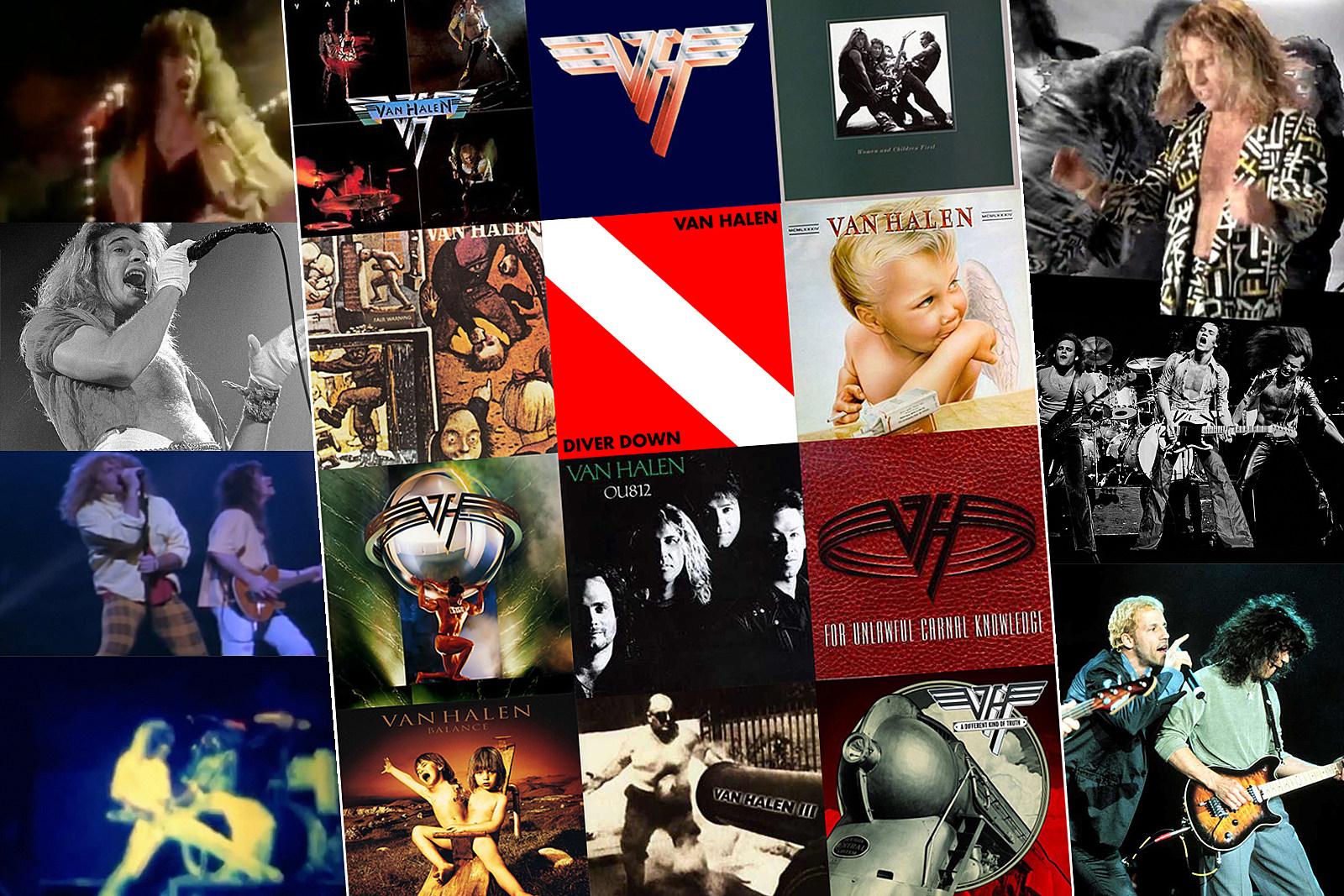 Underrated Van Halen: The Most Overlooked Song From Each Album