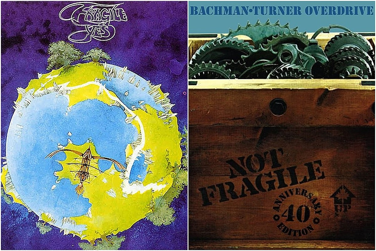 Yes BTO How Yes' 'Fragile' Inspired a Bachman-Turner Overdrive LP Title