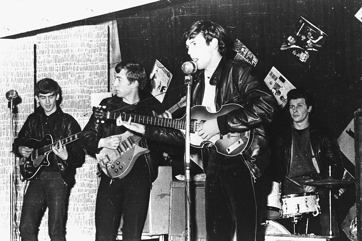 best Beatles Letter About Firing Pete Best Goes to Auction