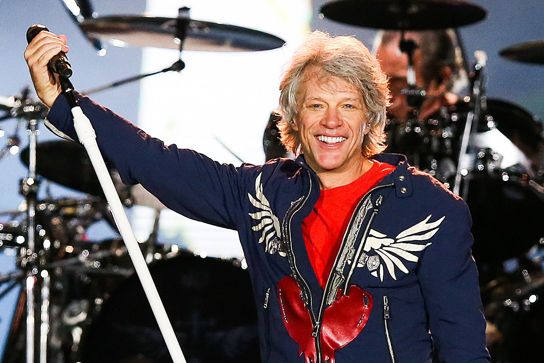Why Bon Jovi Needed Help After 'New Jersey'
