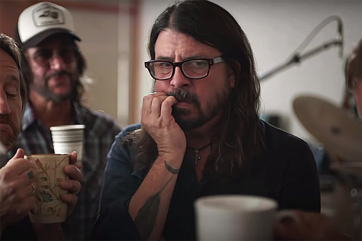 grohl Watch Dave Grohl in Fake Ad for Coffee-Addiction Drug