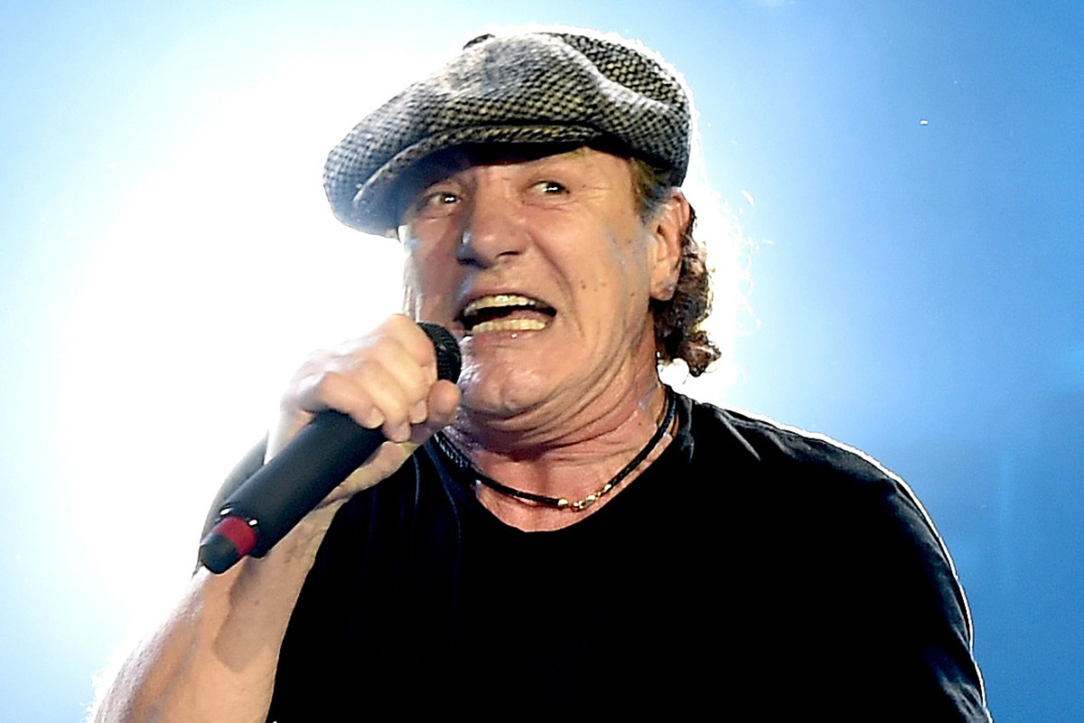 johnson Brian Johnson Laments 'Awful' AC/DC Secrecy Rules