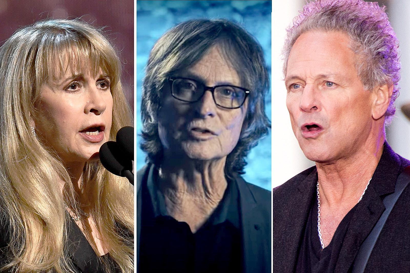 Fleetwood Mac Got Caught Between Stevie Nicks, Lindsey Buckingham