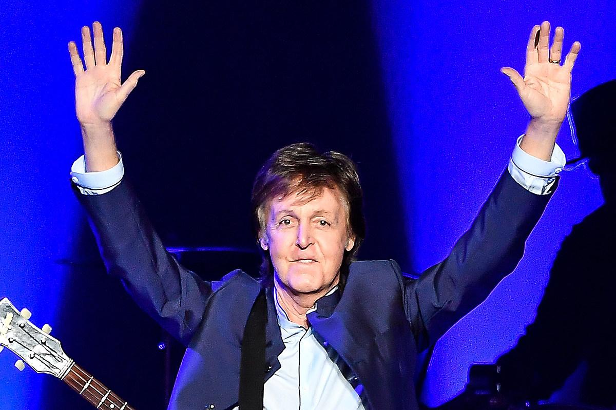 mccartney1 Spirit of World War II Helped Paul McCartney Make 'McCartney III'
