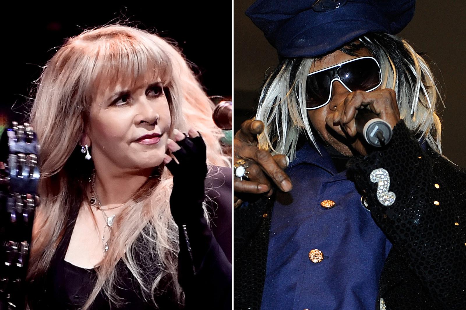 Stevie Nicks Wrote 'Dreams' in Sly Stone's Secret Studio