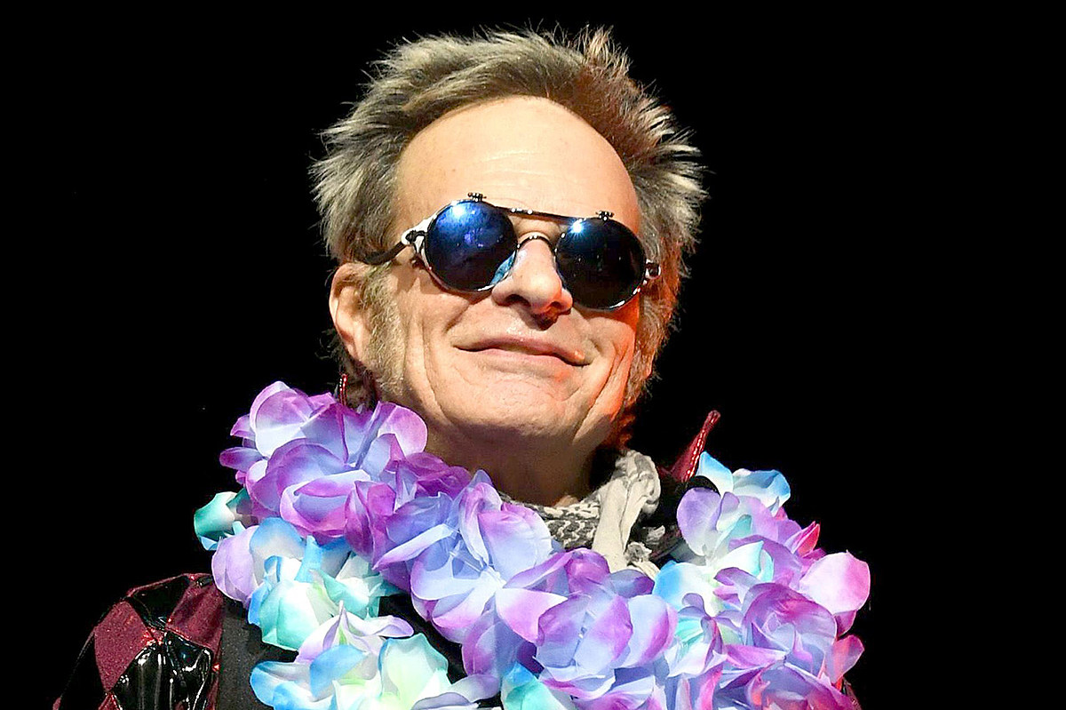 roth David Lee Roth Aims to Be 'King of Las Vegas'