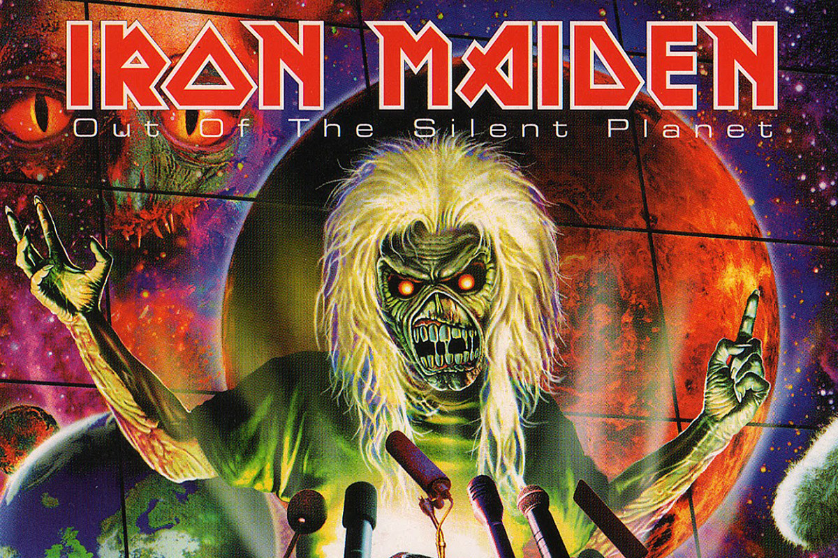 silentplanetFeat 20 Years Ago: Iron Maiden Release Their Most Baffling Single