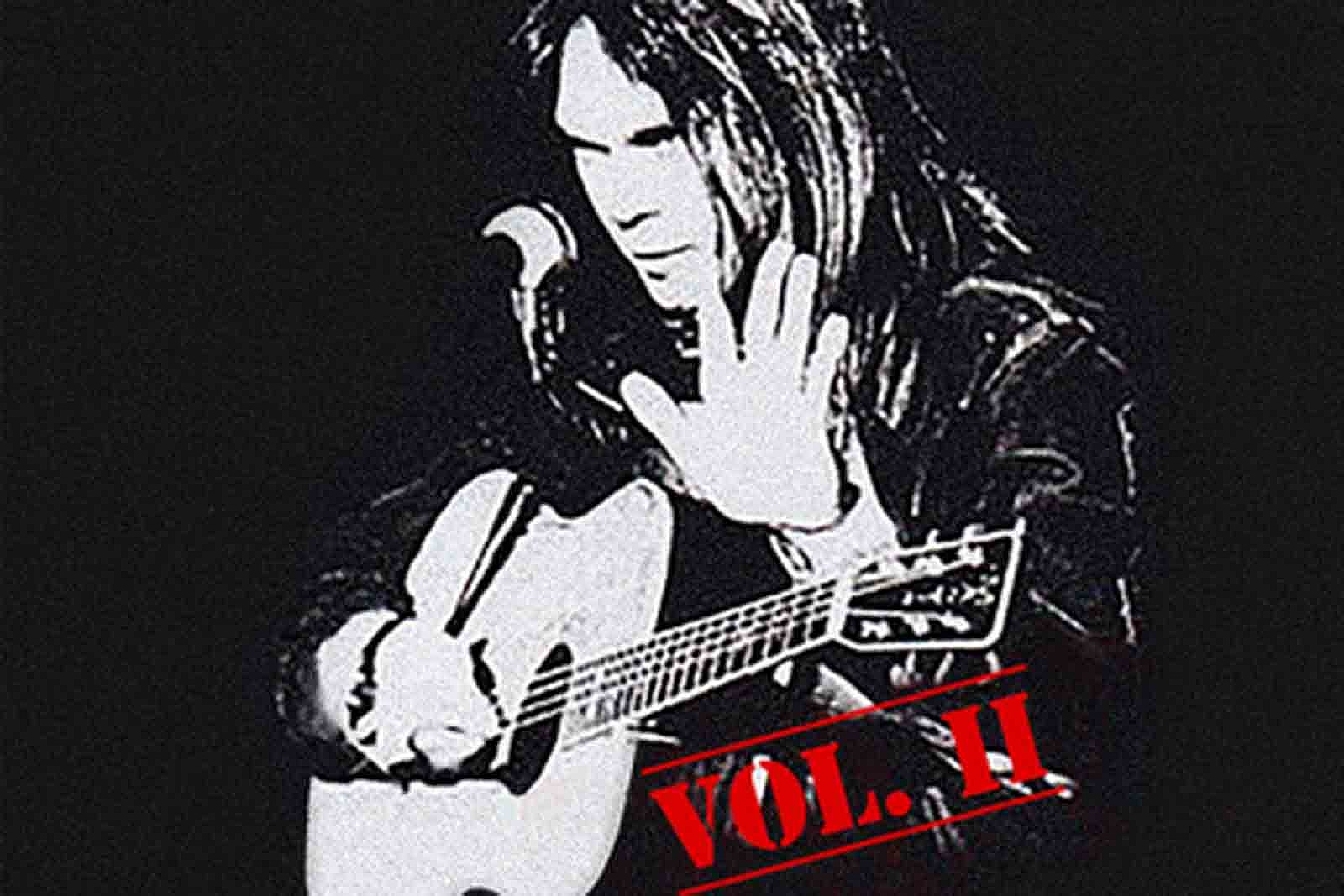 Neil Young Archives Vol Ii 1972 1976 Album Review