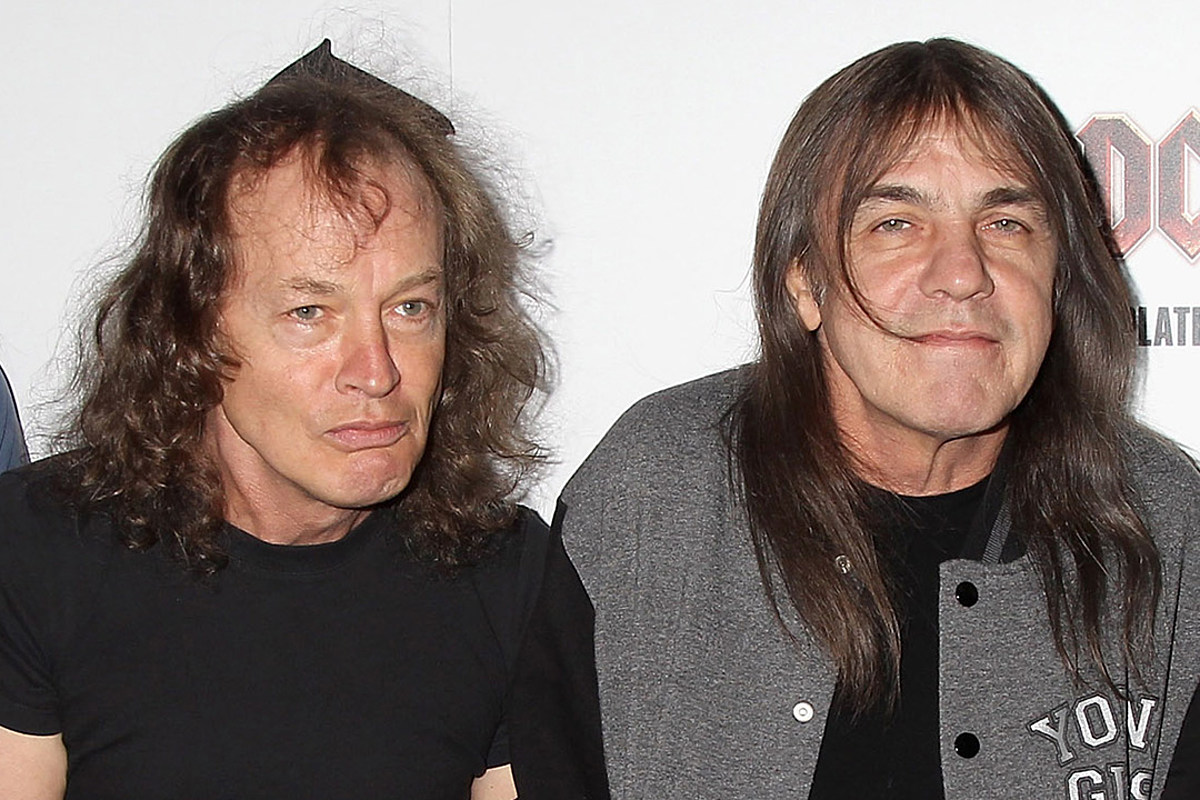 young Angus Young 'Still Not Done' With Stockpiled AC/DC Songs