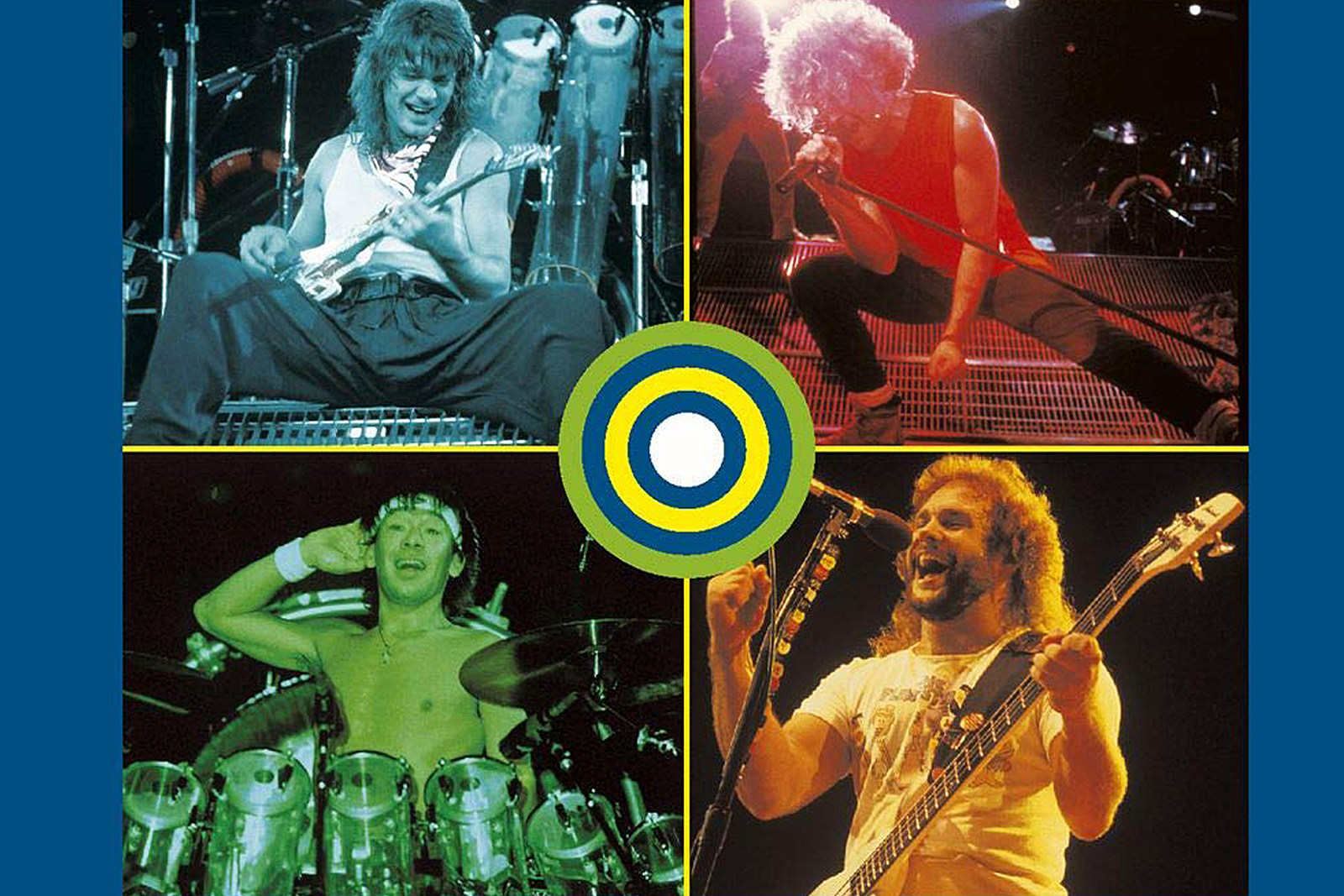 How Van Halen Tightened Up Their Act for 'Live Without a Net'