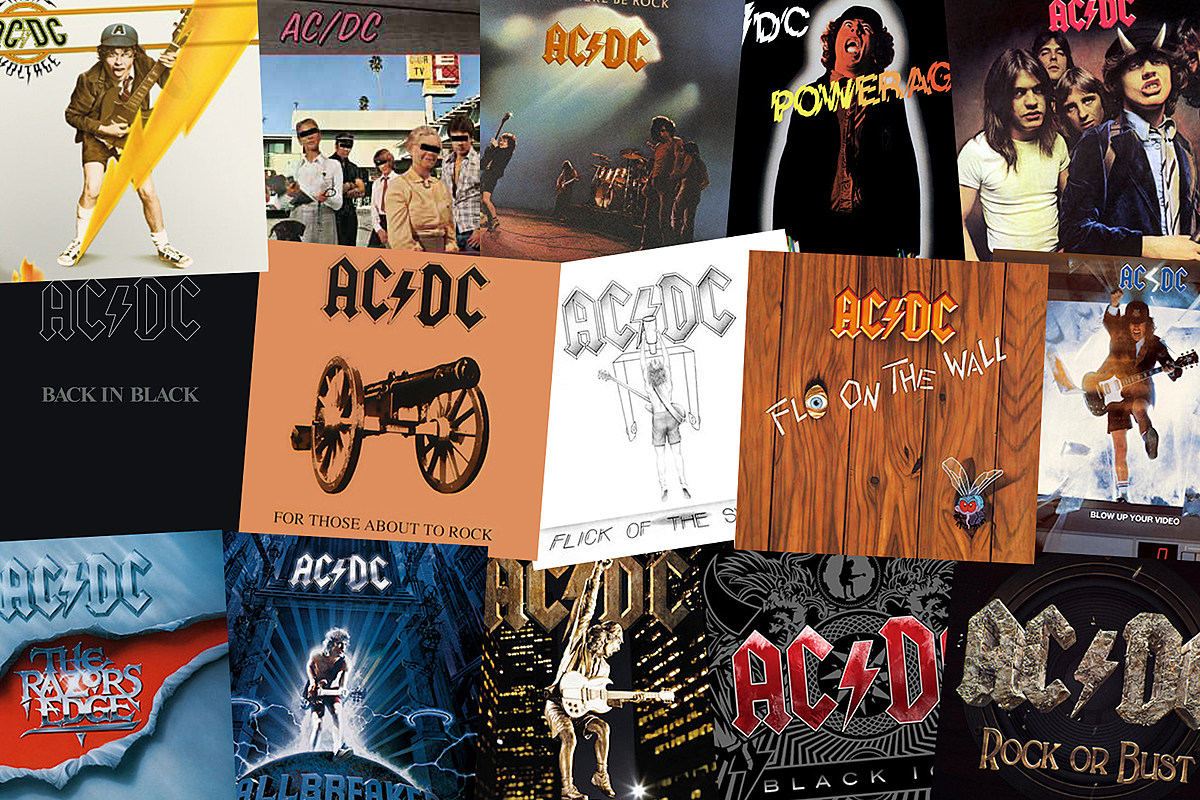 Underrated AC/DC: The Most Overlooked Song From Each Album