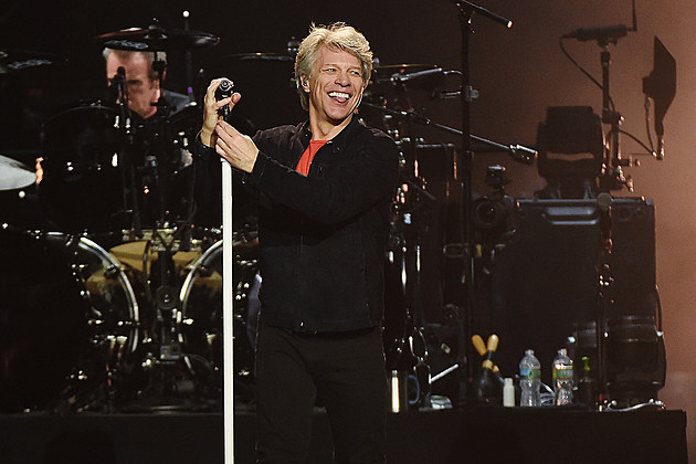 Bon Jovi On A Night Like This Concert Film Will Stream For Free