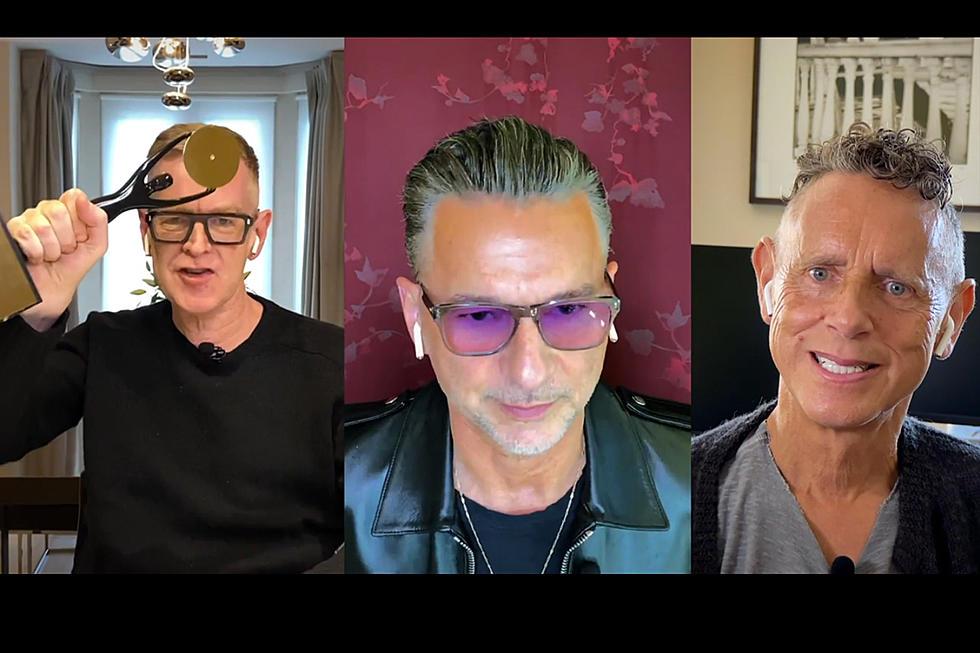 Resultado de imagen para depeche mode rock and roll hall of fame