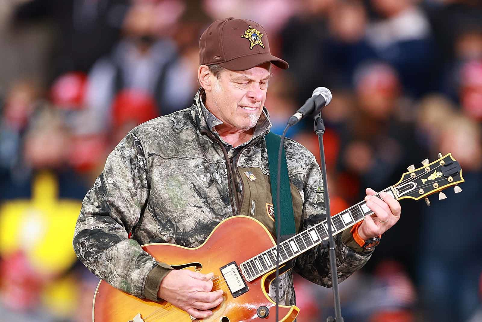 Ted Nugent Rails Against Thanksgiving Gathering Restrictions