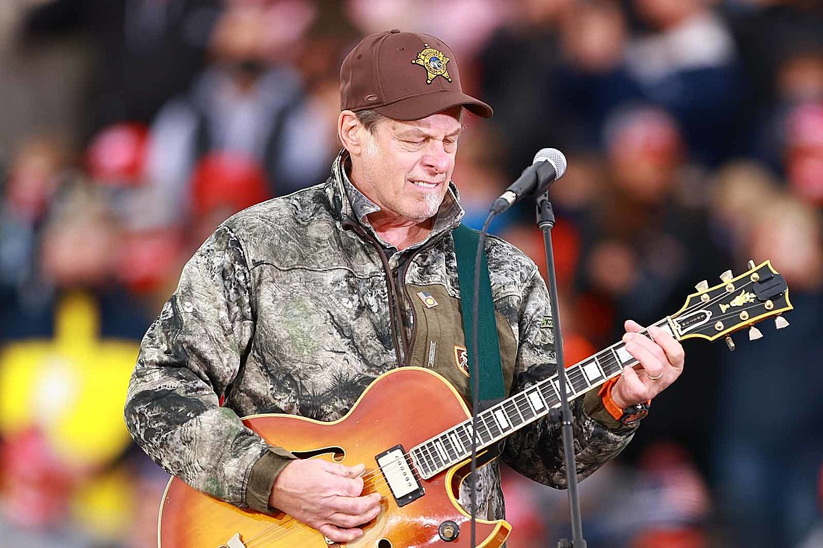 Ted Nugent Ted Nugent Rails Against Thanksgiving Gathering Restrictions