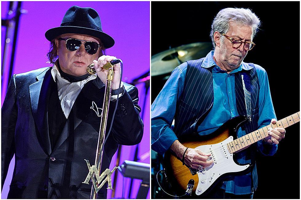 Van Morrison Eric Clapton Release New Anti Lockdown Song