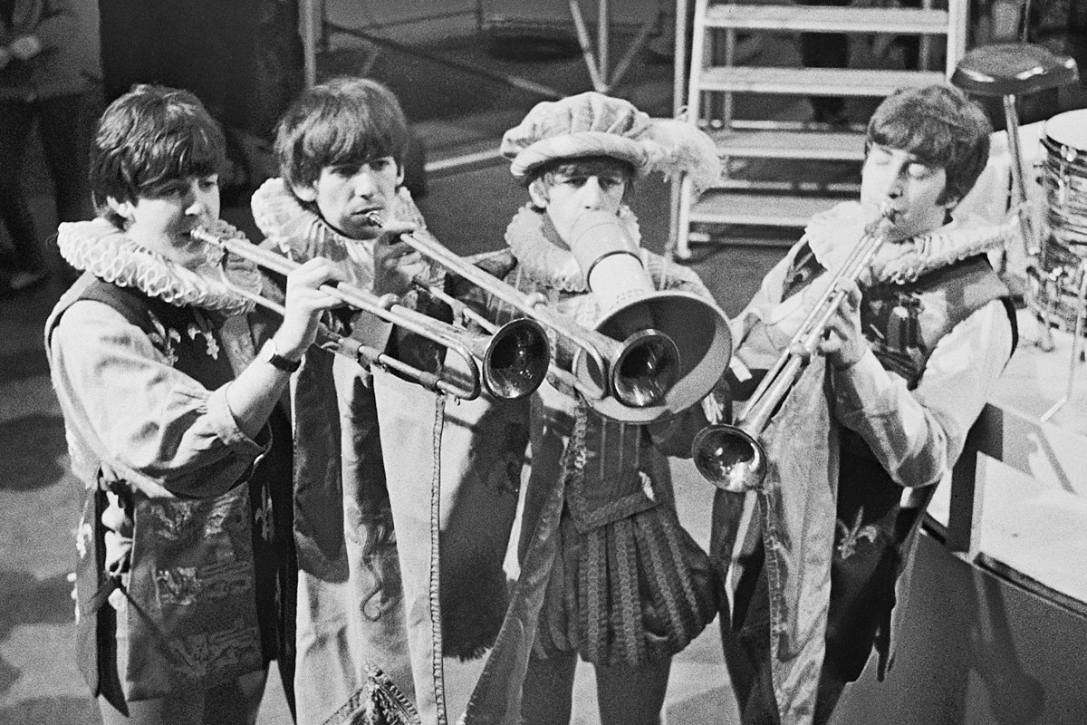 Weird Beatles GettyImages 169545203 Top 20 Weirdest Beatles Songs