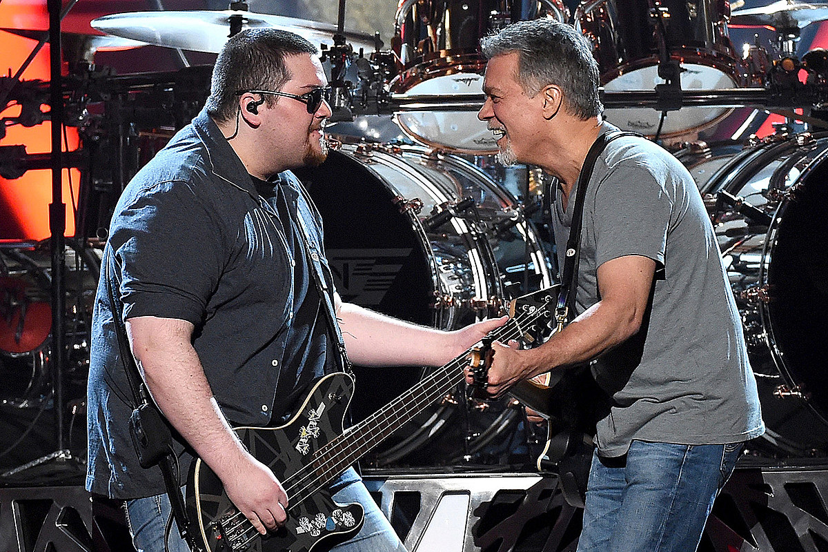 Wolfgang Van Halen Opens Up About Late Father's Health Battles