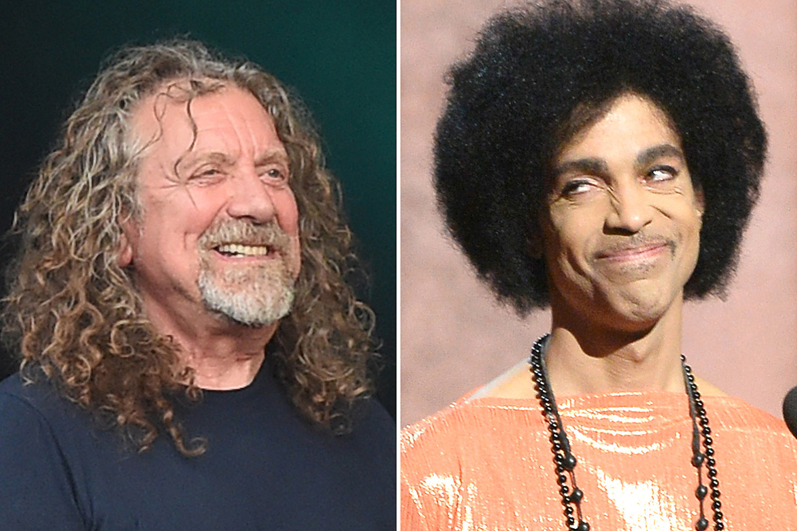 How Robert Plant and Prince Shared a Whole Lotta Love