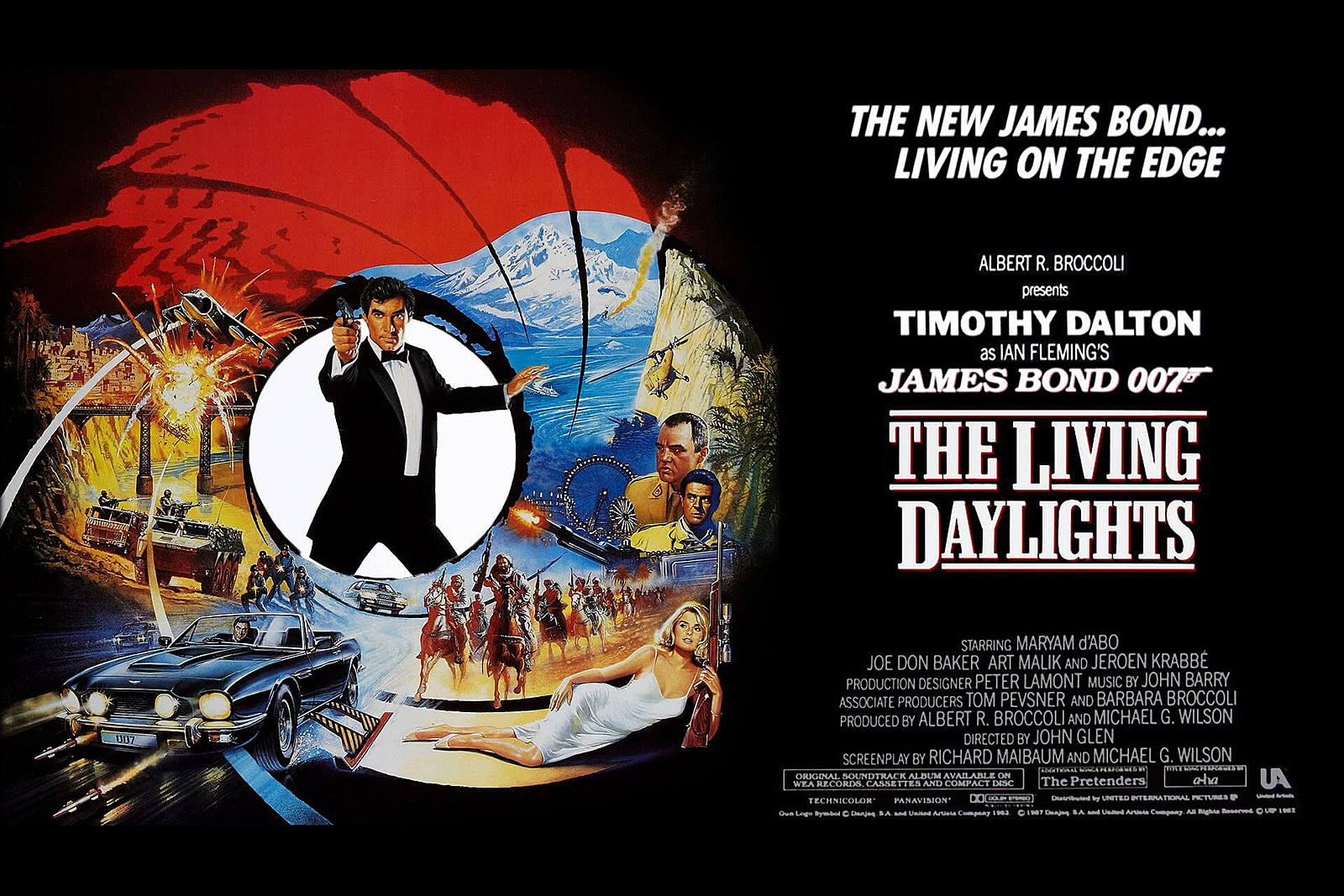 A New James Bond Plays 007 by the Book in 'The Living Daylights'