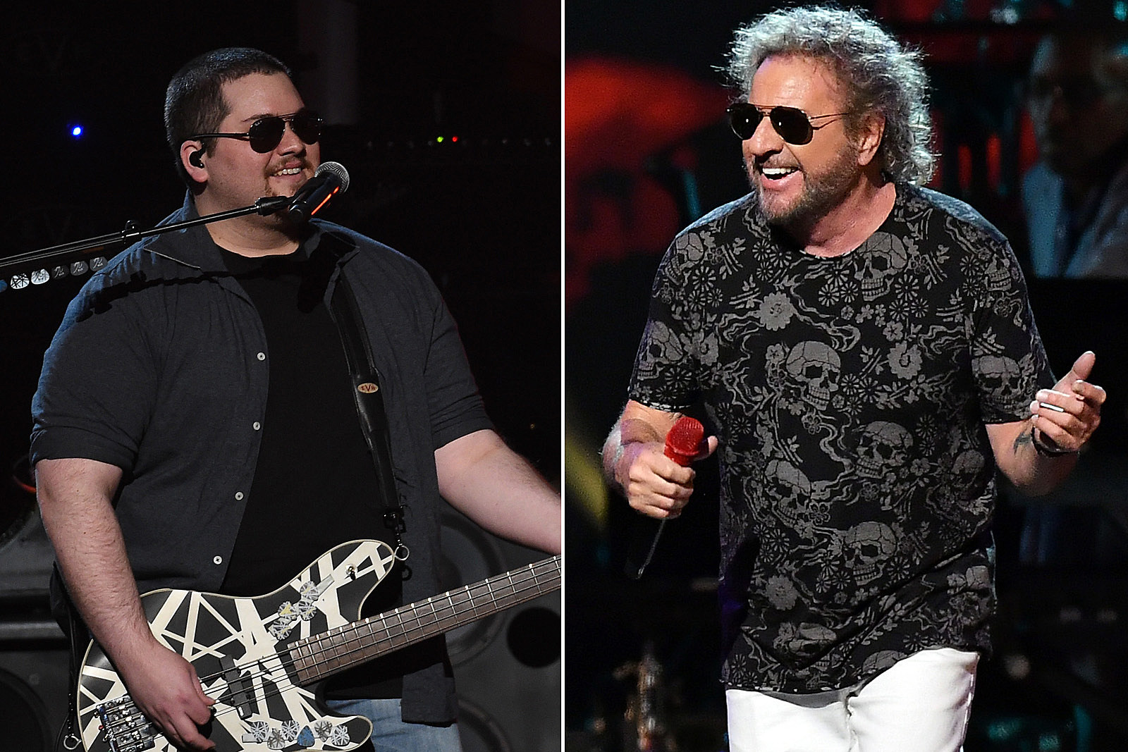 Sammy Hagar Wants to 'Do Some Shows' With Wolfgang Van Halen