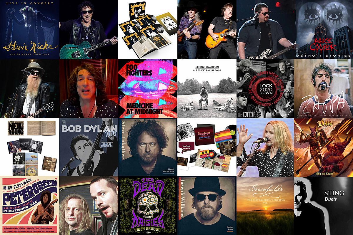 30 самых ожидаемых рок-альбомов 2021 года