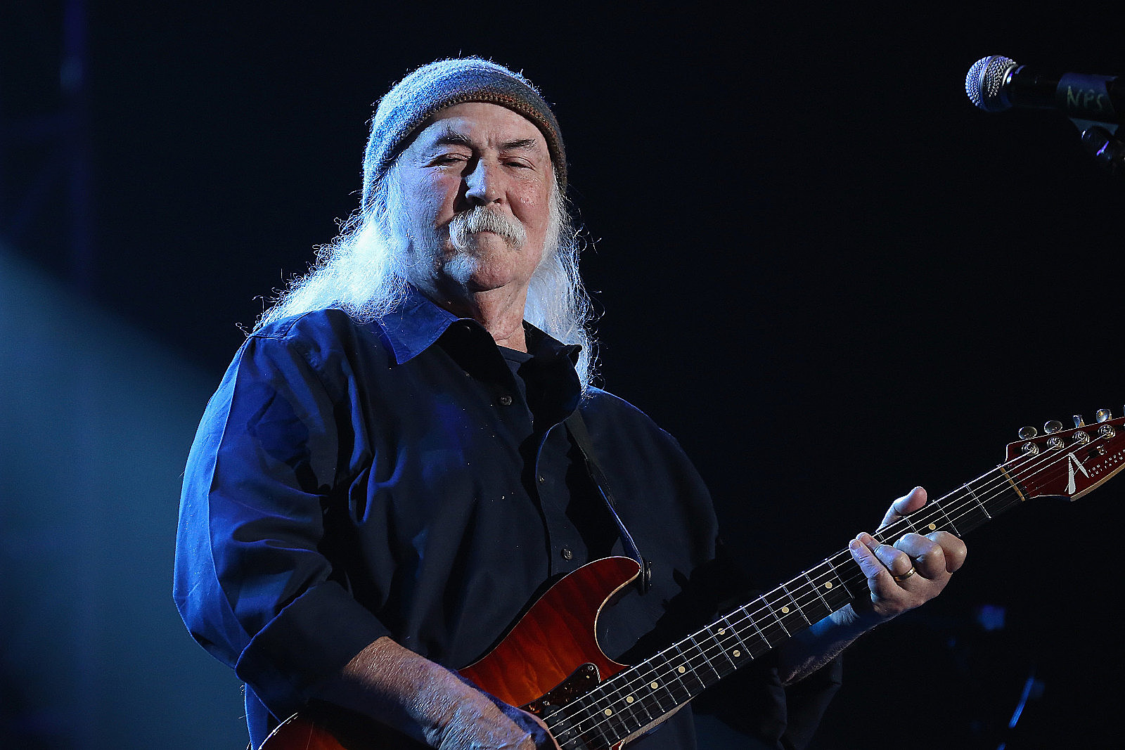 David Crosby Reveals the 'One Thing' He Didn't Do Wrong