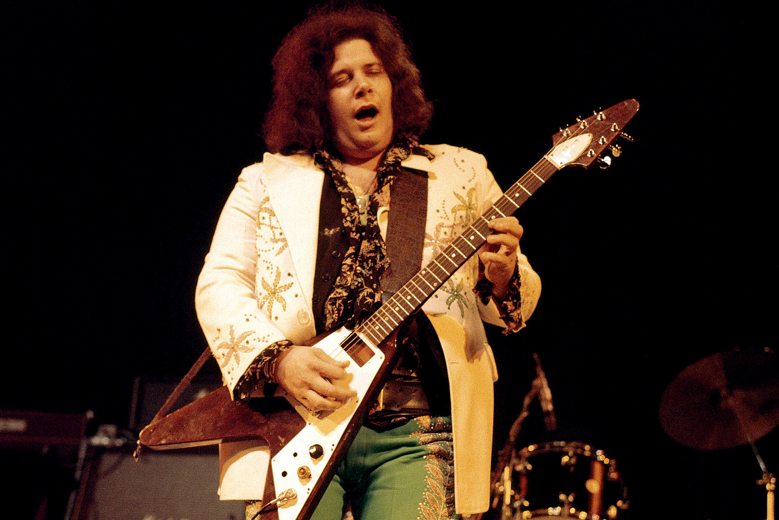 Mountain's Leslie West Dies at 75
