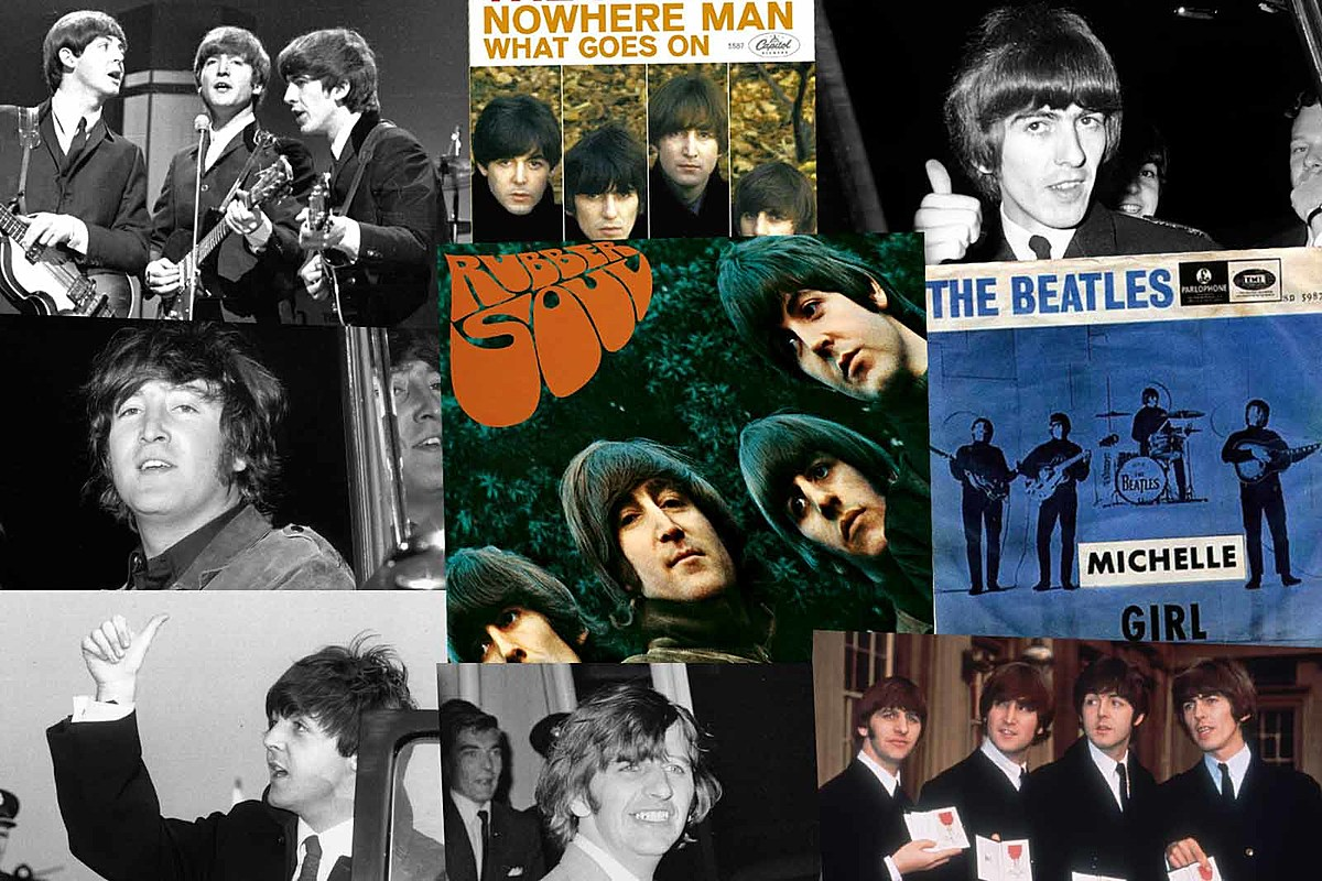 The Beatles' 'Rubber Soul': A Track-by-Track Guide