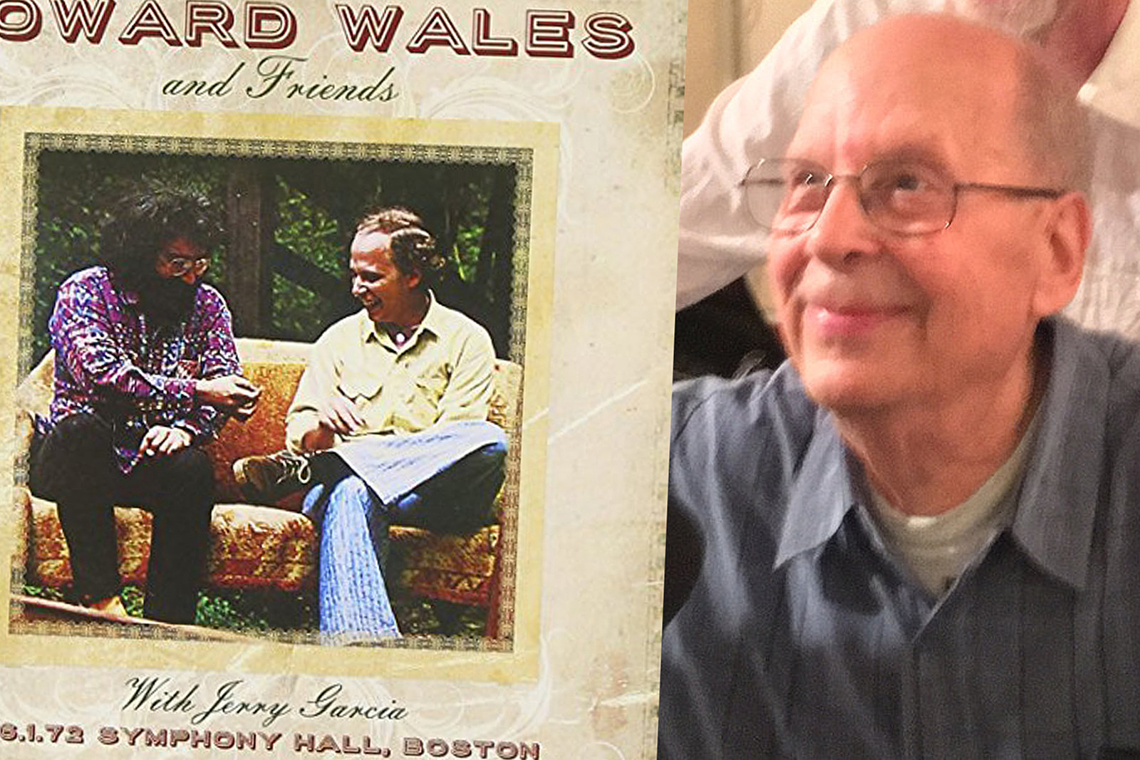 Jerry Garcia Collaborator Howard Wales Dead At 77 30 december 2009 (aged 50). jerry garcia collaborator howard wales