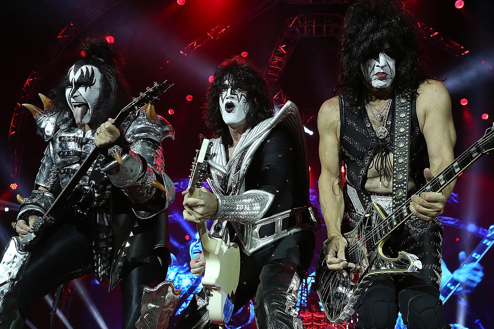 Kiss Announce Las Vegas Residency