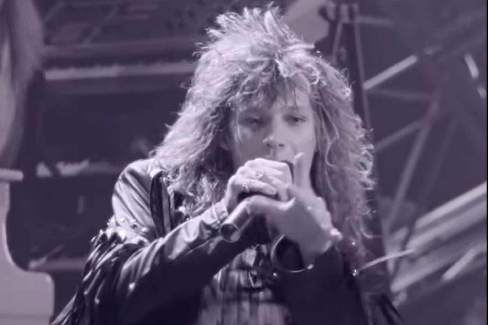 Jon Bon Jovi Thought Livin On A Prayer Was Just Okay