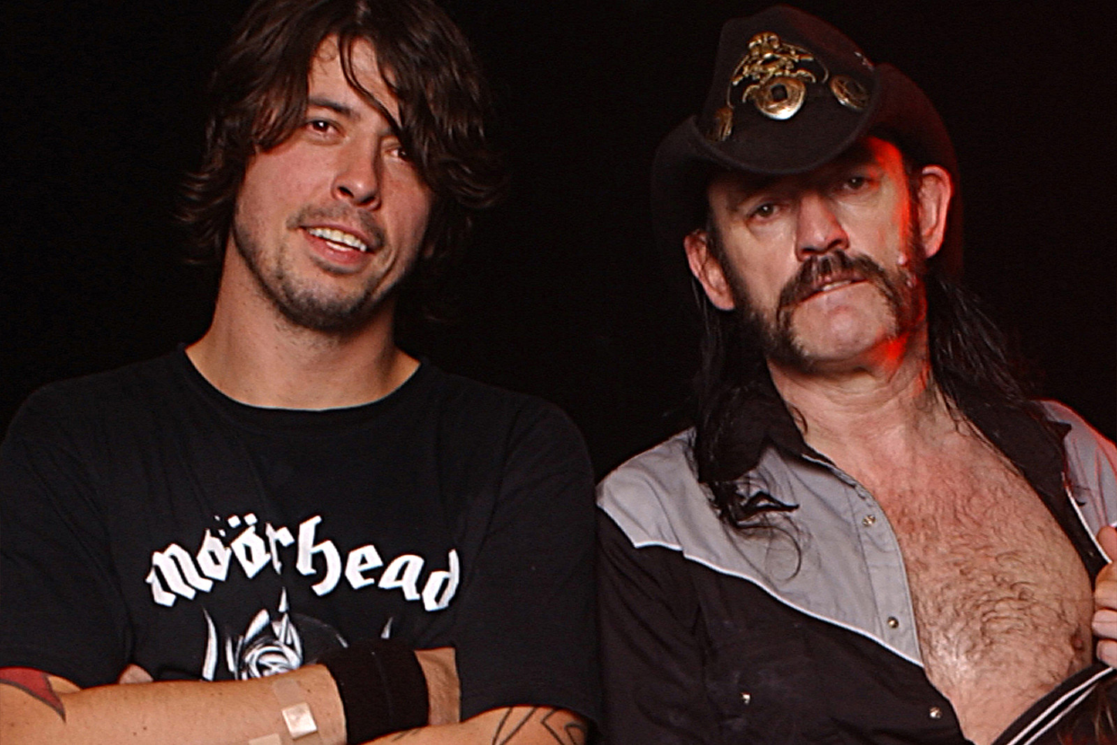 Dave Grohl Recalls Visiting Lemmy's 'Disgusting' Home