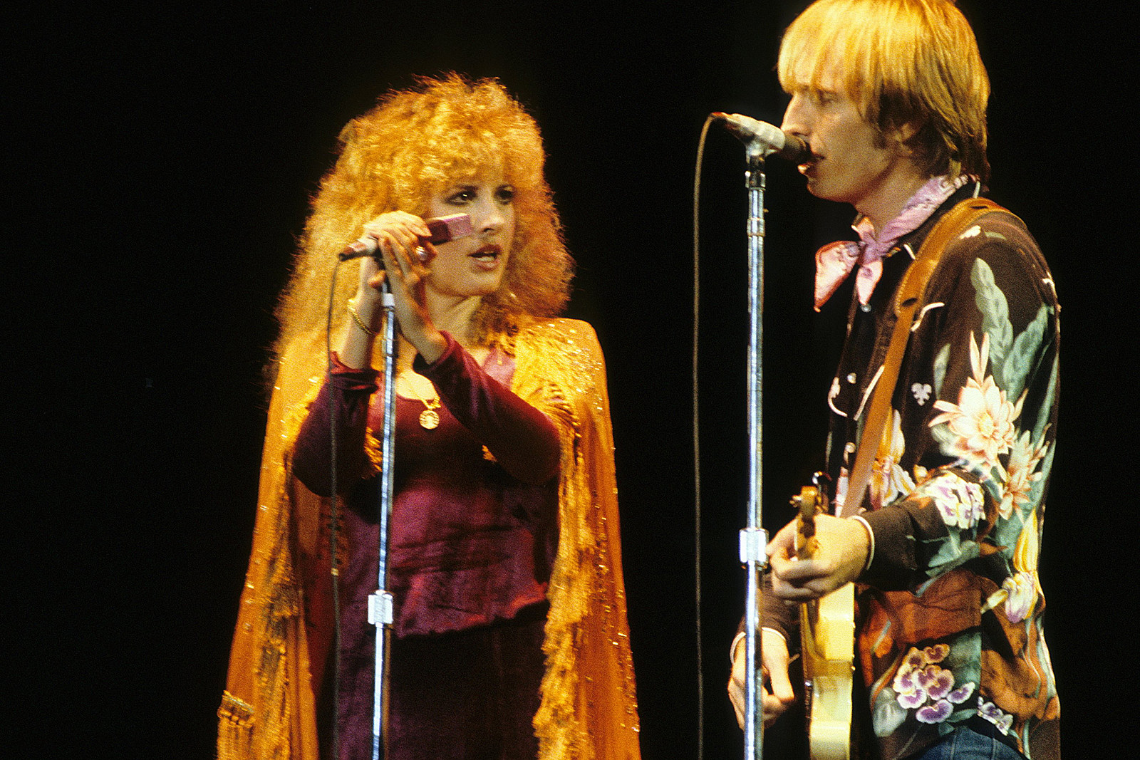 How Stevie Nicks Finally Won Over Tom Petty: Exclusive Interview