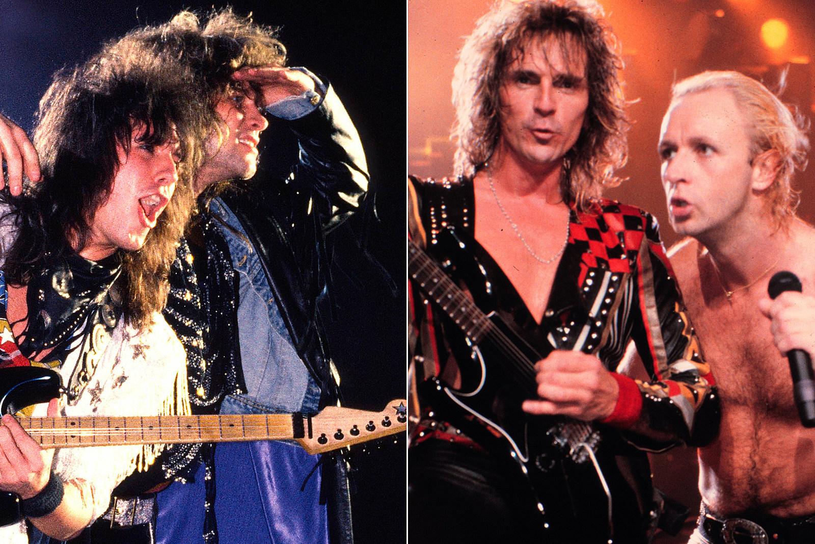 Bon Jovi 'Never Listened to' Judas Priest Before Tour Together