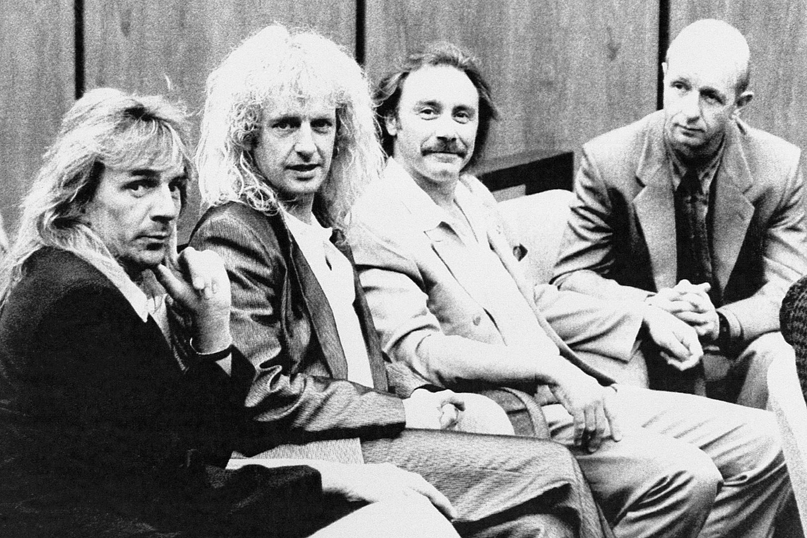 Judas Priest Didn't Celebrate Their Subliminal Message Court Win