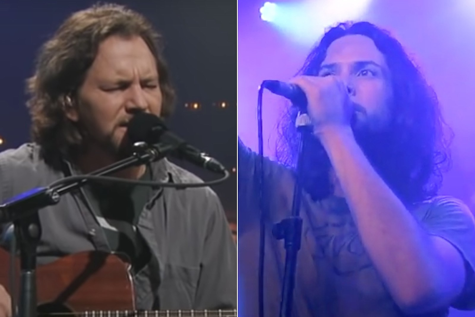 Pearl Jam Send 'Threatening Legal Letters' to Tribute Band
