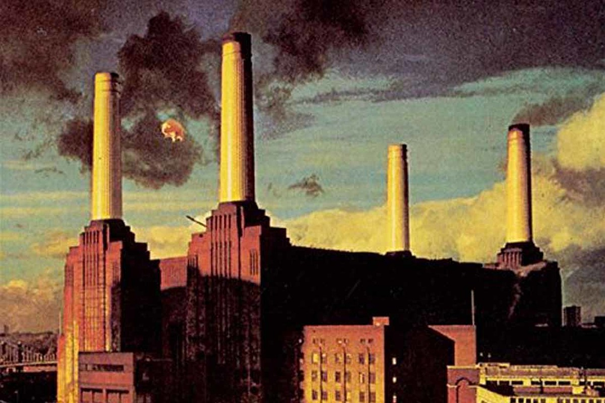 Why Pink Floyd Needed Three Tries to Shoot the 'Animals' Cover