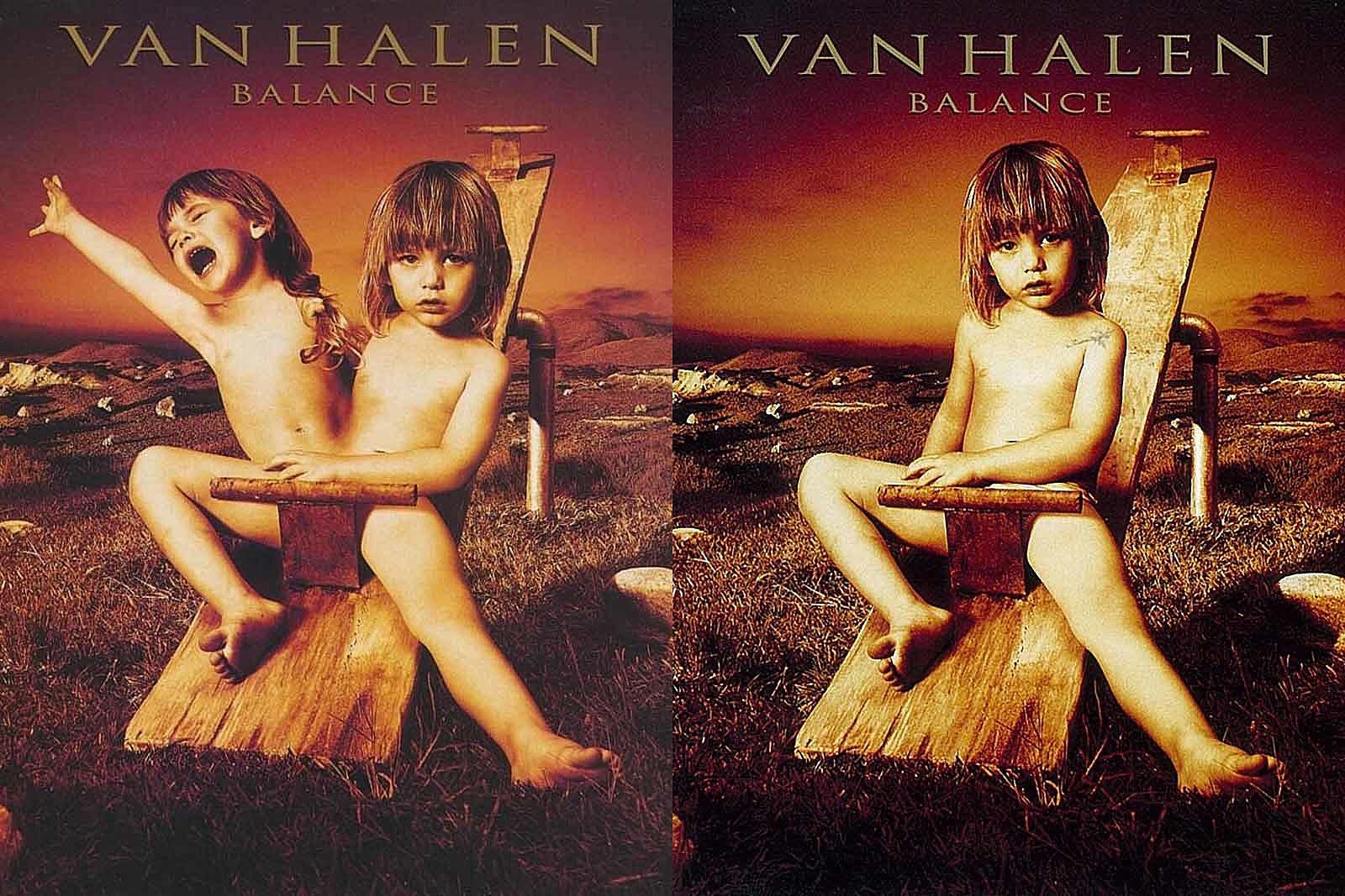 How Van Halen's 'Balance' Album Art Foreshadowed the Band's Split