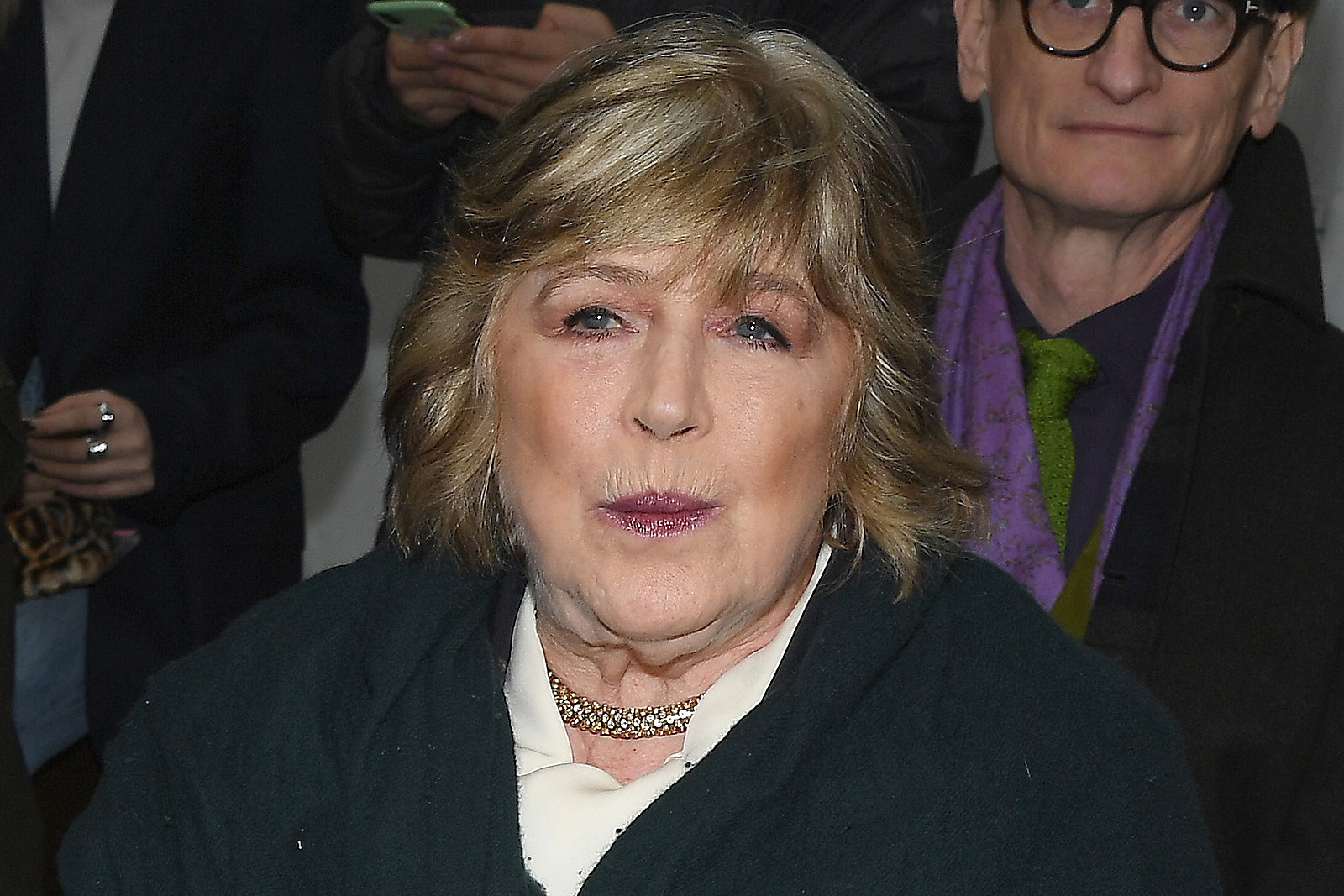 Marianne Faithfull Says COVID-19 Has Taken Her Singing Voice