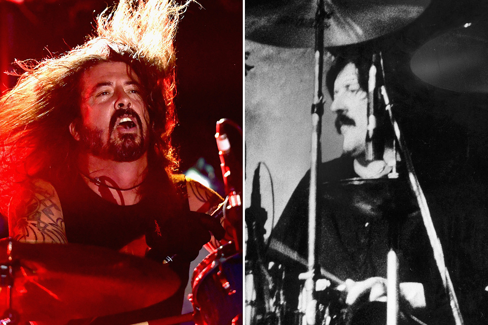 Dave Grohl Was 'Branded For Life' by John Bonham Obsession