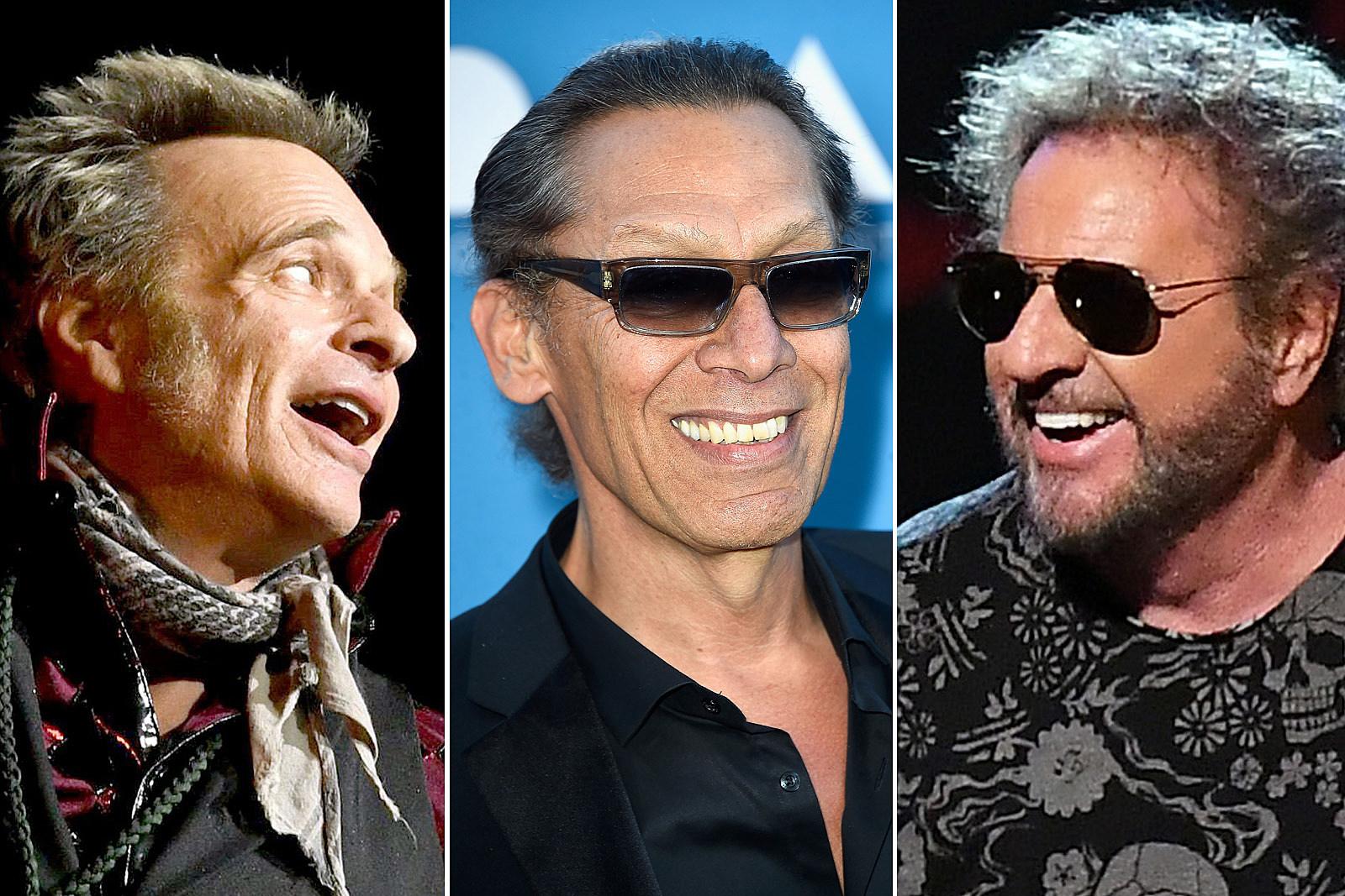 Alex Van Halen Compares David Lee Roth and Sammy Hagar