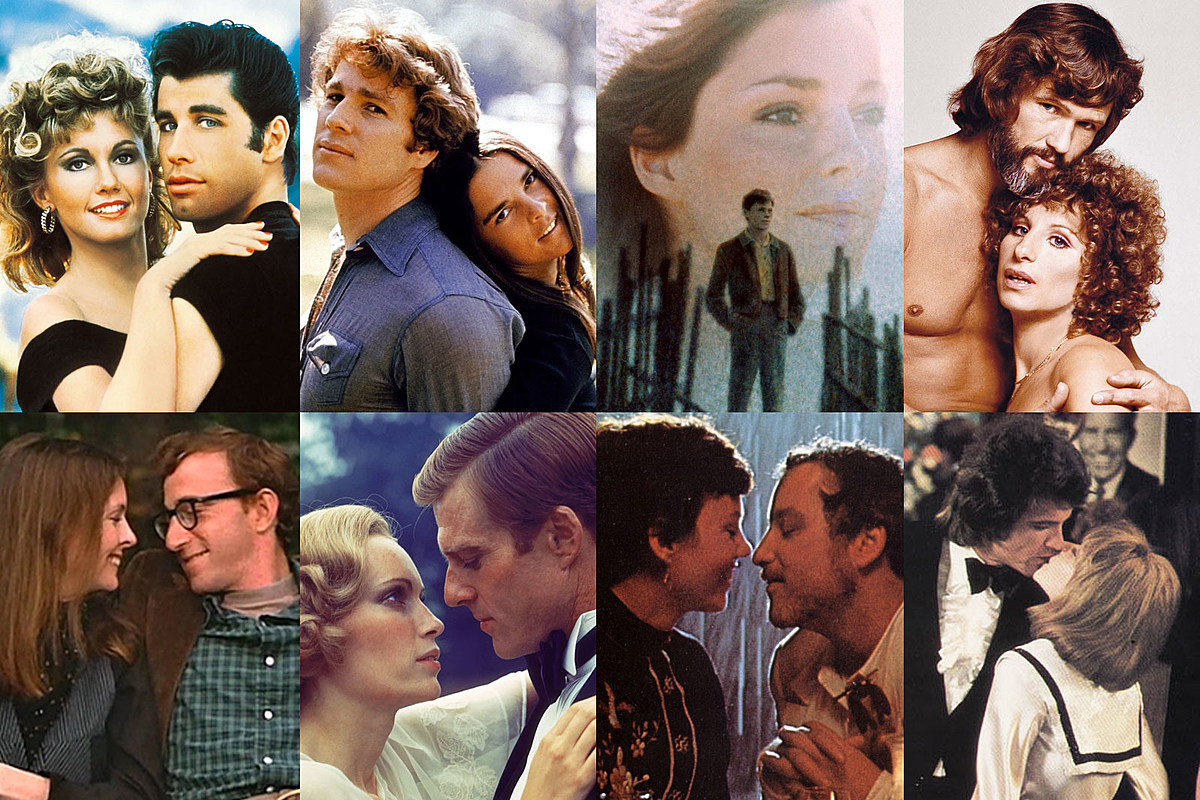Top 10 70s Romance Movies