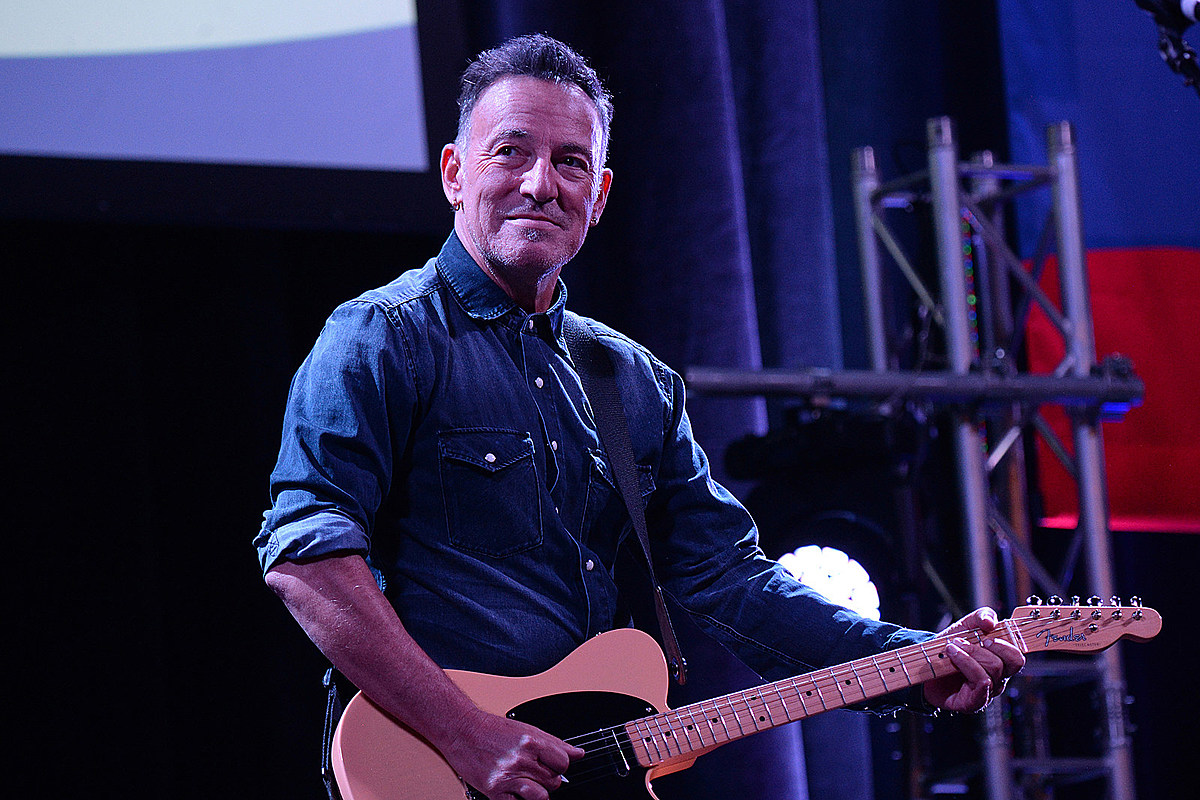 Bruce Springsteen DWI Charges Dismissed