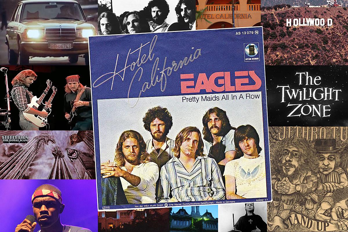 Eagles 'Hotel California': 15 фактов, о которых вы могли не знать