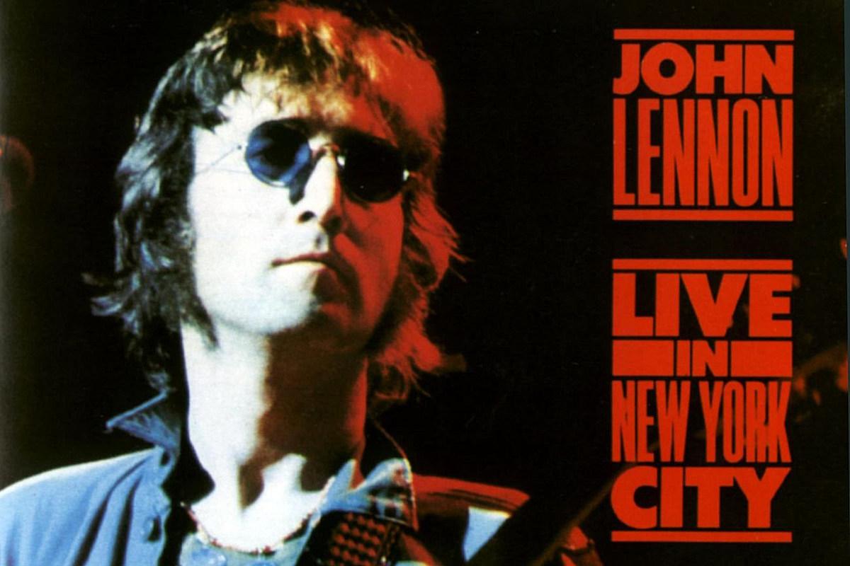 Возвращаясь к разочаровывающему LP Джона Леннона «Live in New York City»