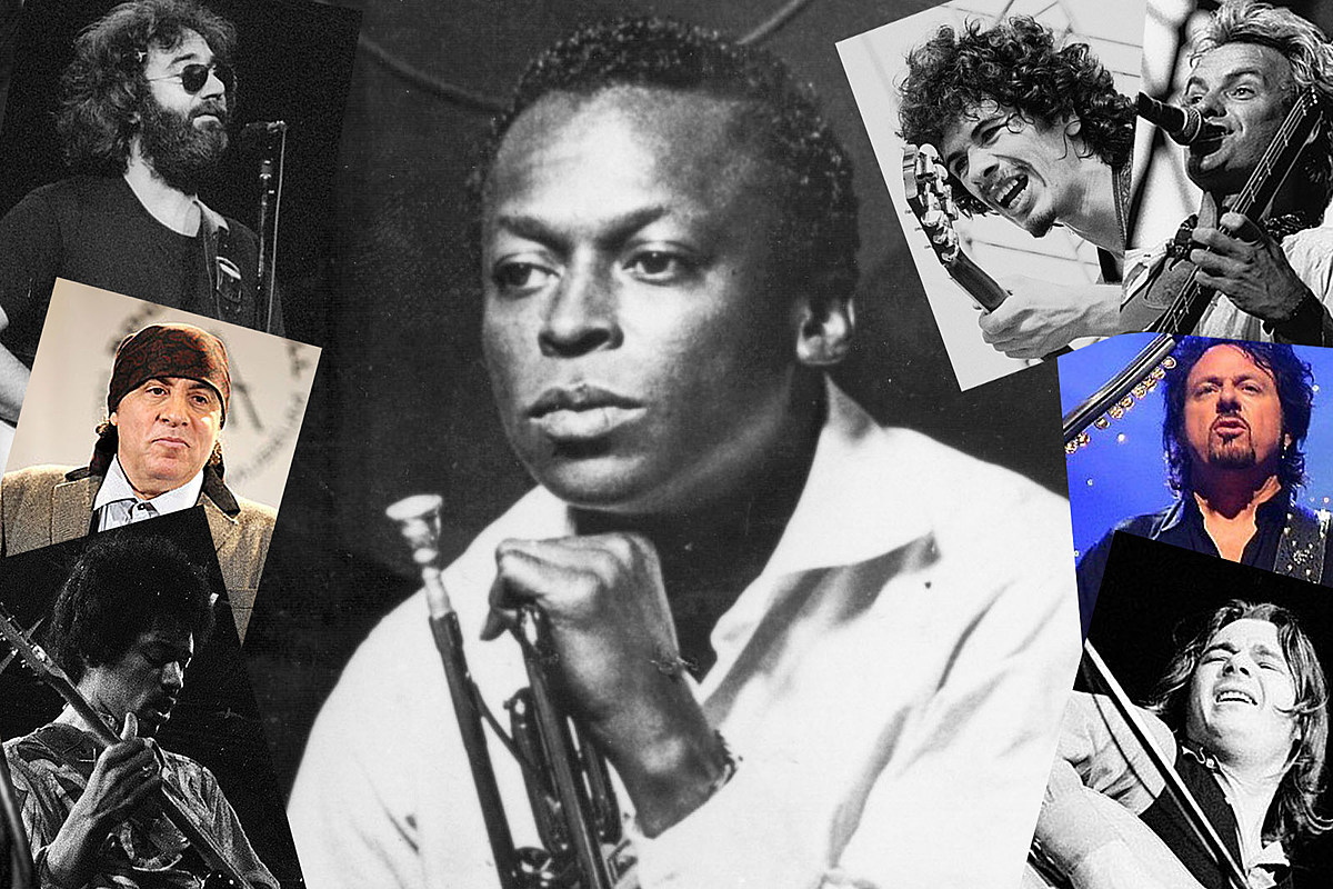 Miles Davis' Rock 'n' Roll Connections