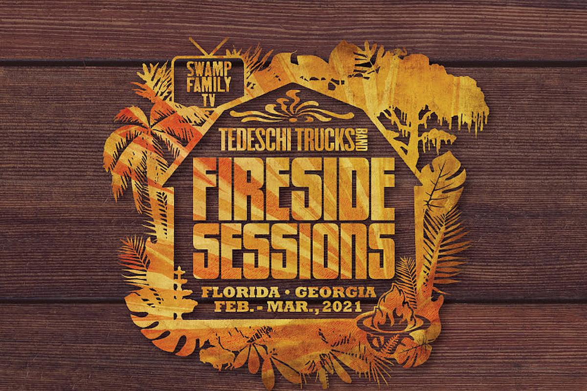 Группа Tedeschi Trucks анонсирует серию домашних выступлений