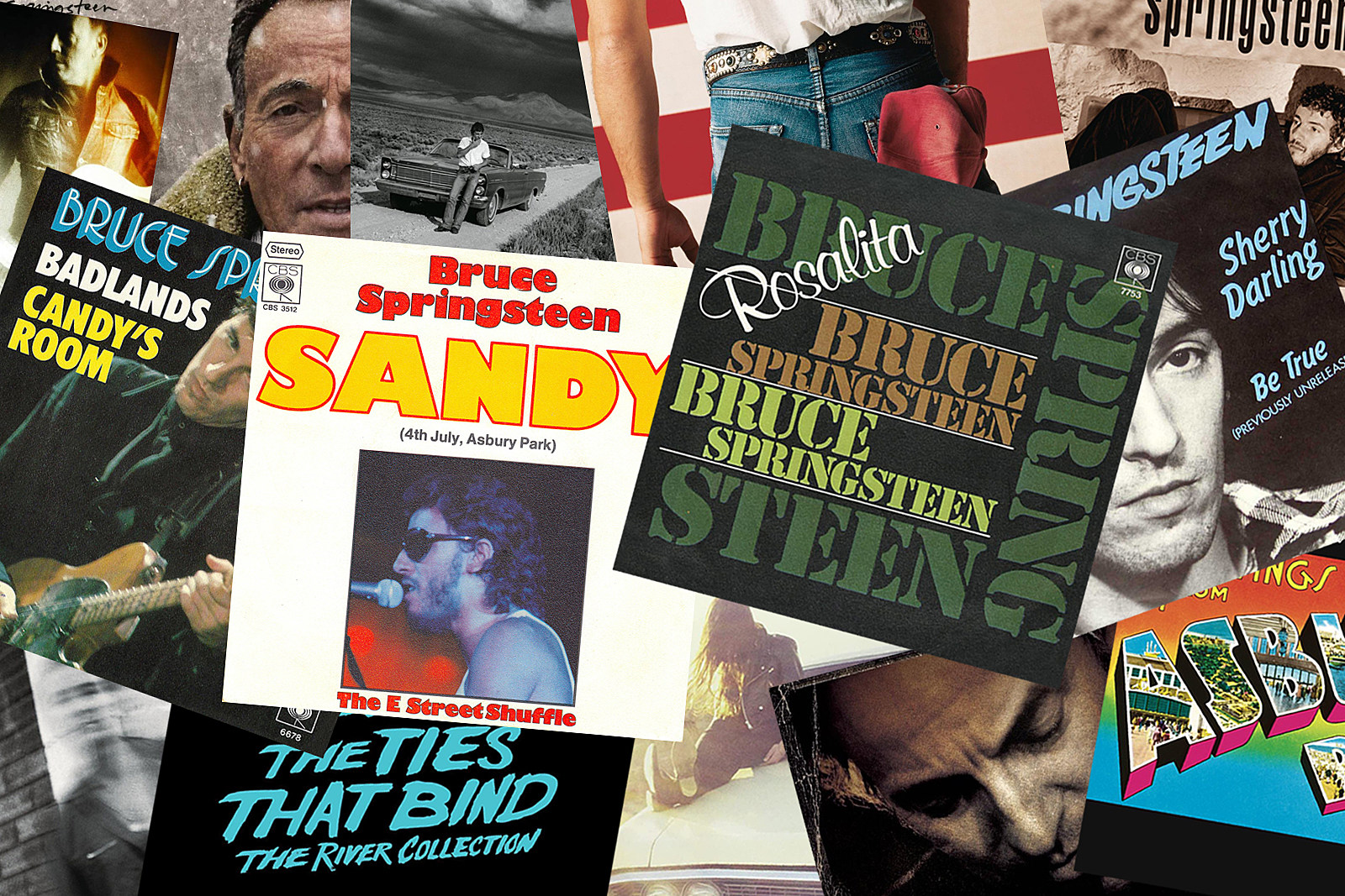 Bruce Springsteen's Greatest Title Characters