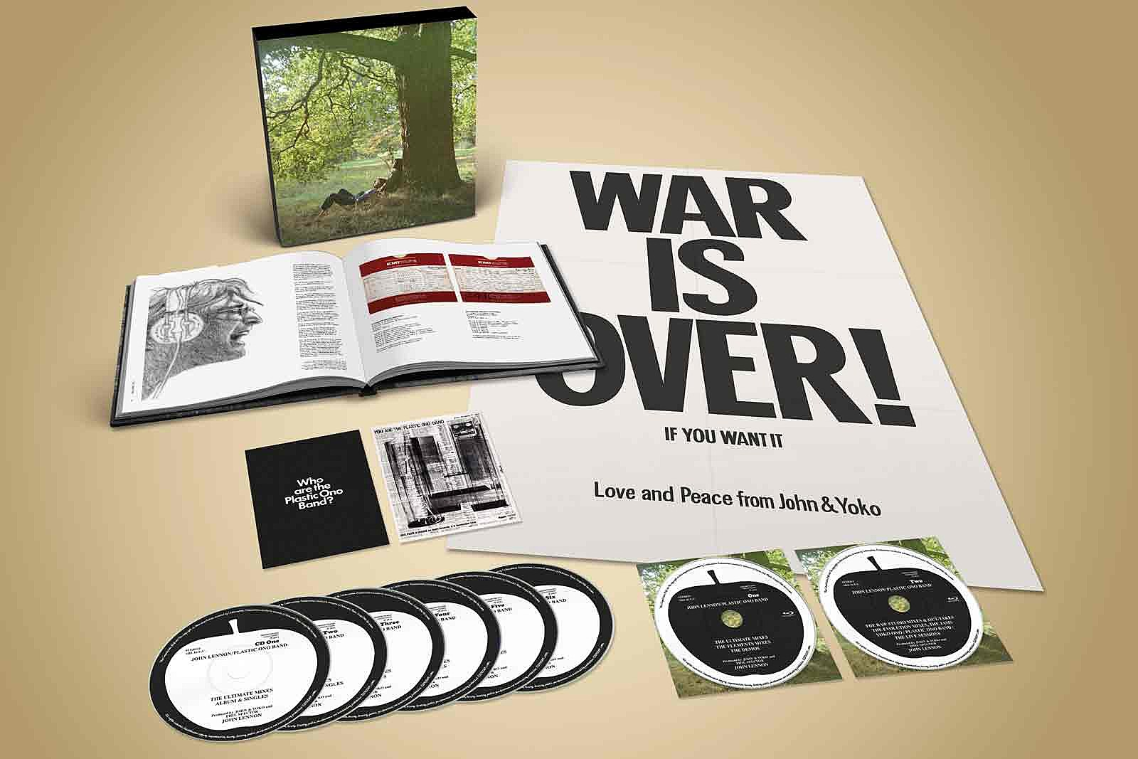 'John Lennon/Plastic Ono Band – The Ultimate Collection': Review